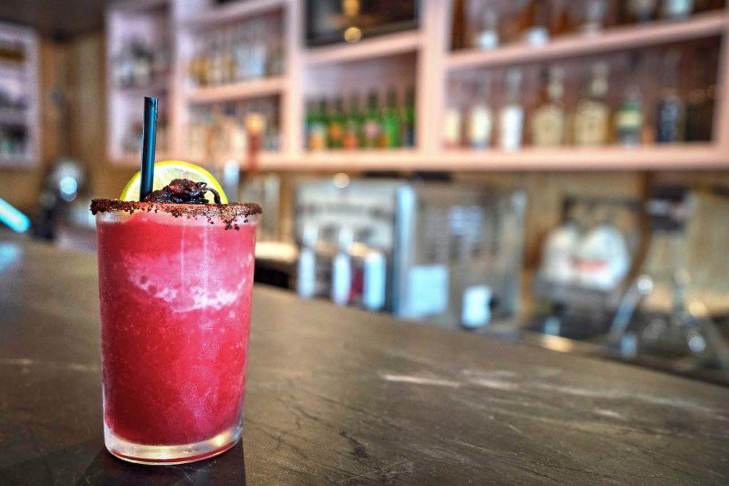 La Holly Cantina - Austin, TX - Drink - Jamaica y Mezcal