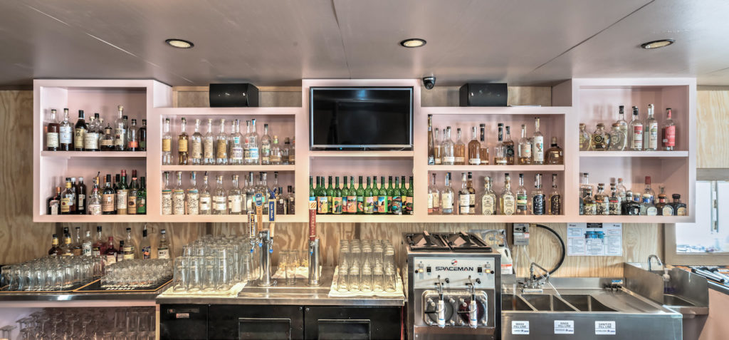 La Holly Cantina - Austin, TX - Taco Flats Airstream Full Bar