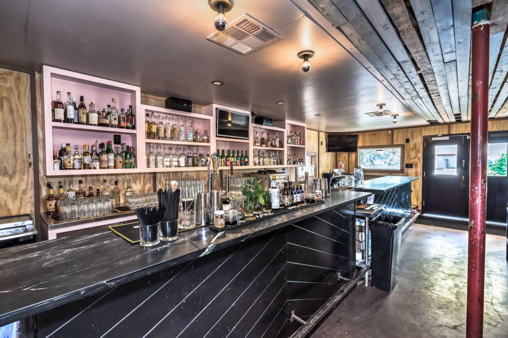 La Holly Cantina - Austin, TX - Full Bar from Left