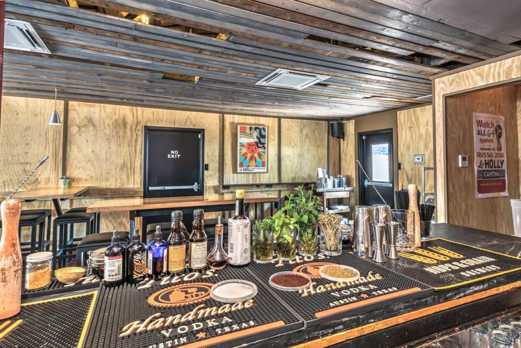 La Holly Cantina - Austin, TX - Interior View from Bar