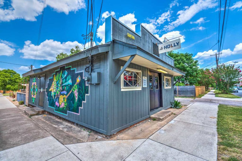 La Holly Cantina - Austin, TX - Storefront Corner